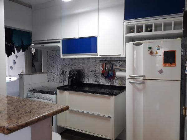 Vitória: Apartamento em Jardim Camburi ES, 3 quartos, 83m2, frente, armários embutidos, 1 vaga de garagem 8
