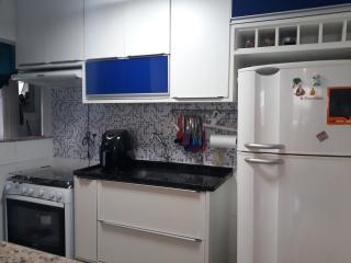 Vitória: Apartamento em Jardim Camburi ES, 3 quartos, 83m2, frente, armários embutidos, dependência de empregada, 1 vaga de garagem 9