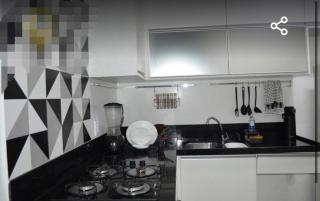 Vitória: Apartamento para venda em Santa Helena ES, 2 quartos, suíte, 87m2, varanda, banheiro de empregada, armários embutidos, 1 vaga de garagem, elevador, piscina 7