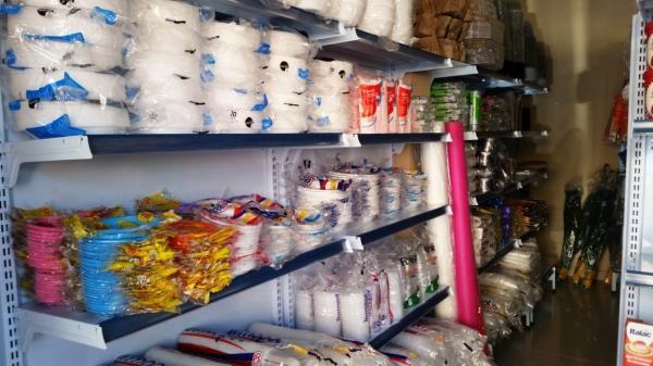 Santo André: Loja de Descartáveis, Artigos para Festas e Bomboniere em Santo André. 1