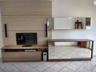 Florianópolis: Apartamento em Florianópolis três dormitórios (1suíte) 1 vaga de garagem hobby box sol da manhã com vista 2