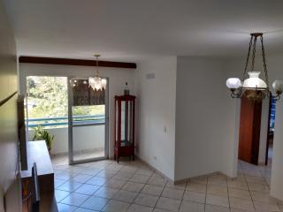 Florianópolis: Apartamento em Florianópolis três dormitórios (1suíte) 1 vaga de garagem hobby box sol da manhã com vista 3