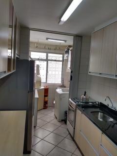 Florianópolis: Apartamento em Florianópolis três dormitórios (1suíte) 1 vaga de garagem hobby box sol da manhã com vista 8