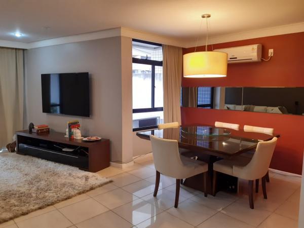 Vitória: Apartamento para venda em Mata da Praia ES, 3 quartos, suíte, 130m2, armários embutidos, 2 vagas de garagem 1