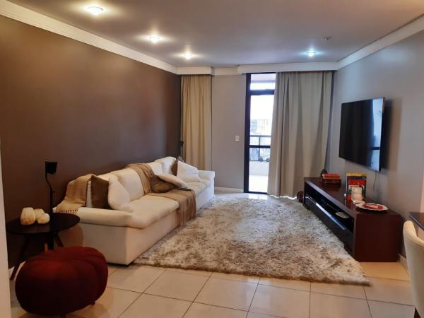 Vitória: Apartamento para venda em Mata da Praia ES, 3 quartos, suíte, 130m2, armários embutidos, 2 vagas de garagem 2