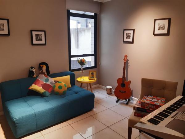 Vitória: Apartamento para venda em Mata da Praia ES, 3 quartos, suíte, 130m2, armários embutidos, 2 vagas de garagem 9