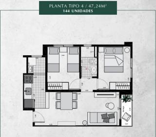 São Bernardo do Campo: Apartamento em lançamento no Santa Terezinha SBC 3