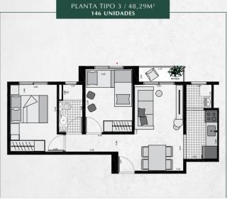 São Bernardo do Campo: Apartamento em lançamento no Santa Terezinha SBC 4