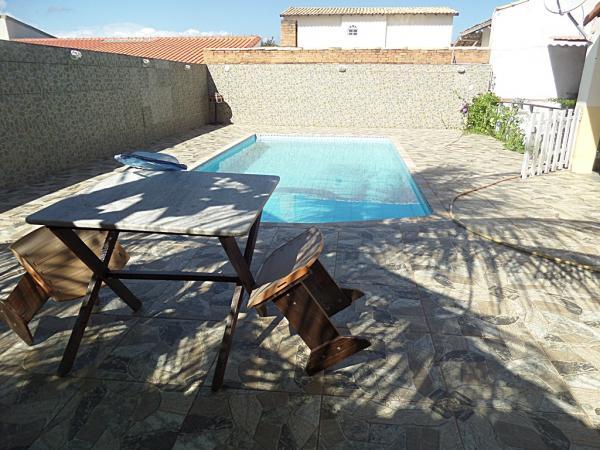 Maricá: Guaratiba-Maricá, Casa C/1 Salão No 2º Pavimento C/Vista, Área Gourmet C/Piscina. 1