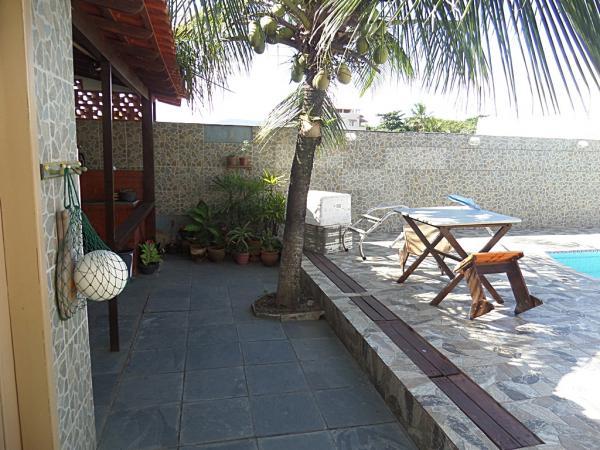 Maricá: Guaratiba-Maricá, Casa C/1 Salão No 2º Pavimento C/Vista, Área Gourmet C/Piscina. 3