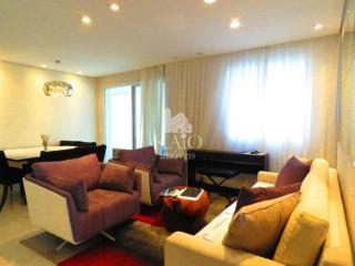Guarulhos: Apartamento 115m², Mobiliado, Hidro, 2 vagas 4