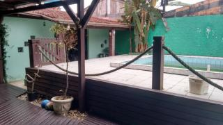 Navegantes: Casa 03 dormitórios sendo uma suíte pátio com piscina Navegantes Centro 11