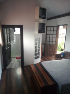 Navegantes: Casa 03 dormitórios sendo uma suíte pátio com piscina Navegantes Centro 17