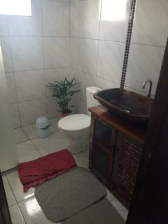 Navegantes: Casa 03 dormitórios sendo uma suíte pátio com piscina Navegantes Centro 19
