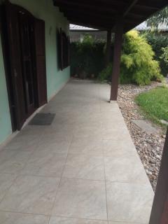 Navegantes: Casa 03 dormitórios sendo uma suíte pátio com piscina Navegantes Centro 4