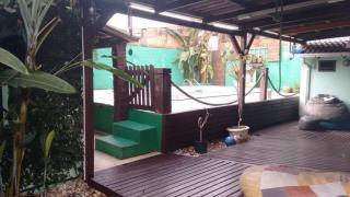 Navegantes: Casa 03 dormitórios sendo uma suíte pátio com piscina Navegantes Centro 6