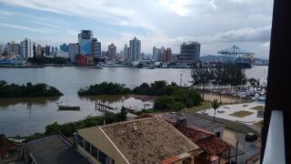 Navegantes: Apartamento 03 dorm com 01 suíte e vista Rio Itajai Navegantes Centro 17