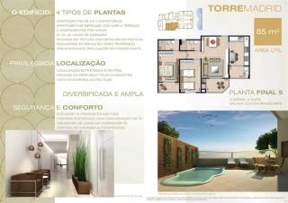 Navegantes: Apartamento 03 dorm com 01 suíte e vista Rio Itajai Navegantes Centro 25