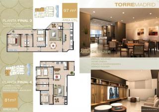Navegantes: Apartamento 03 dorm com 01 suíte e vista Rio Itajai Navegantes Centro 26