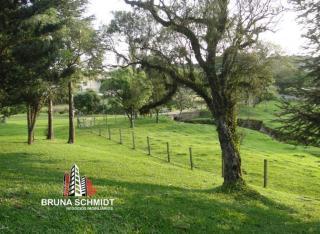 São Bento do Sul: Chácara com terreno de 28.743.45m² Bairro Alpino 2