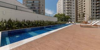 São Paulo: Apartamento Pronto, varanda gourmet ao lado do metrô 11