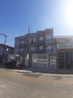 Santo André: Cobertura Sem Condomínio 84 m² em Santo André - Vila Guiomar.  R$ 290.000,00 1
