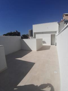 Santo André: Cobertura Sem Condomínio 84 m² em Santo André - Vila Guiomar.  R$ 290.000,00 2