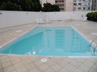 Maricá: Flat C/Varanda Bem Localizado No Copacabana One Flat 4
