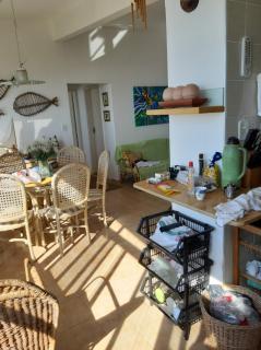 Praia Grande: Apartamento de frente para o mar em Balneário Flórida, Praia Grande 1