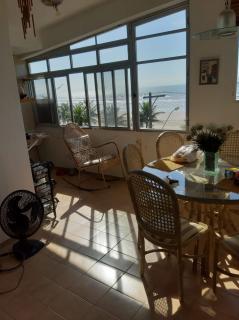 Praia Grande: Apartamento de frente para o mar em Balneário Flórida, Praia Grande 2