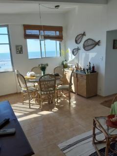 Praia Grande: Apartamento de frente para o mar em Balneário Flórida, Praia Grande 3