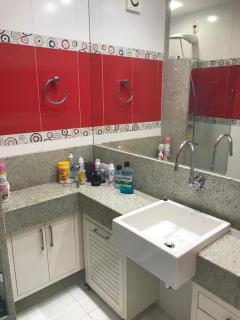 Vitória: Apartamento para venda em Santa Lúcia ES, 4 quartos, 2 suítes, 200m2, frente, varanda, dependência de empregada, armários embutidos, 2 vagas de garagem, salão de festas  11
