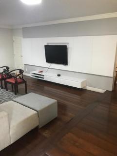 Vitória: Apartamento para venda em Santa Lúcia ES, 4 quartos, 2 suítes, 200m2, frente, varanda, dependência de empregada, armários embutidos, 2 vagas de garagem, salão de festas  2