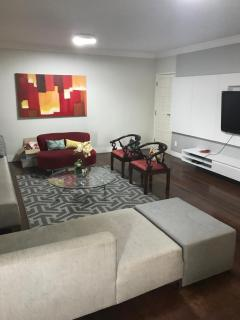 Vitória: Apartamento para venda em Santa Lúcia ES, 4 quartos, 2 suítes, 200m2, frente, varanda, dependência de empregada, armários embutidos, 2 vagas de garagem, salão de festas  3