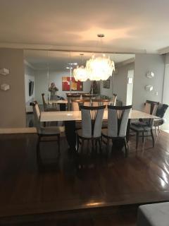 Vitória: Apartamento para venda em Santa Lúcia ES, 4 quartos, 2 suítes, 200m2, frente, varanda, dependência de empregada, armários embutidos, 2 vagas de garagem, salão de festas  4