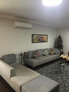 Vitória: Apartamento para venda em Santa Lúcia ES, 4 quartos, 2 suítes, 200m2, frente, varanda, dependência de empregada, armários embutidos, 2 vagas de garagem, salão de festas  5