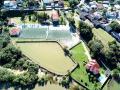 São José: Ampla área de terreno com 13.277 m², casa luxuosa, 2 campos de futebol e centro de treinamento, em São José
