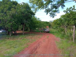 Cuiabá: VENDO!!! Uma chácara de esquina  medindo 17.500 M²  (70 X 250) na região do parque do formigueiro na cidade de Várzea Grande MT 1
