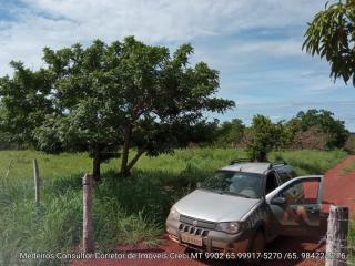 Cuiabá: VENDO!!! Uma chácara de esquina  medindo 17.500 M²  (70 X 250) na região do parque do formigueiro na cidade de Várzea Grande MT 2