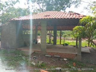Cuiabá: VENDO!!! Uma chácara de esquina  medindo 17.500 M²  (70 X 250) na região do parque do formigueiro na cidade de Várzea Grande MT 4