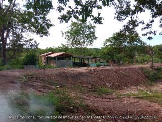 Cuiabá: VENDO!!! Uma chácara de esquina  medindo 17.500 M²  (70 X 250) na região do parque do formigueiro na cidade de Várzea Grande MT 6