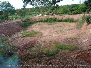 Cuiabá: VENDO!!! Uma chácara de esquina  medindo 17.500 M²  (70 X 250) na região do parque do formigueiro na cidade de Várzea Grande MT 7