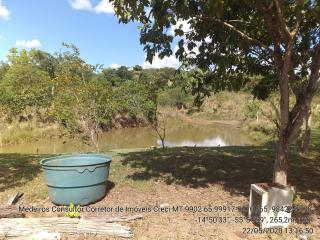 Cuiabá: VENDO!!! Um sitio de 15,62 Hectares na região do rio manso ha 120 km da cidade Cuiabá sendo 18 km de chão 14