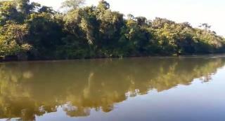 Cuiabá: VENDO!!! um sítio de 16.54 hectares na região do manso no porto de cima com 89 metros margeando o rio manso 1