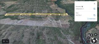Cuiabá: VENDO!!! um sítio de 16.54 hectares na região do manso no porto de cima com 89 metros margeando o rio manso 10