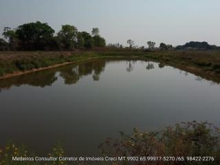 Cuiabá: VENDO!!! Uma chácara na beira do rio Cuiabá de 9 hectares na região do bandeira na estrada velha da Guia fica 12 km da AMBEV 12