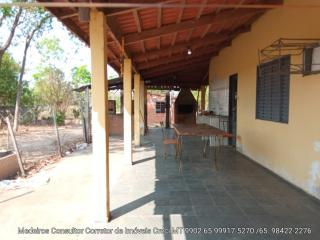 Cuiabá: VENDO!!! Uma chácara na beira do rio Cuiabá de 9 hectares na região do bandeira na estrada velha da Guia fica 12 km da AMBEV 13