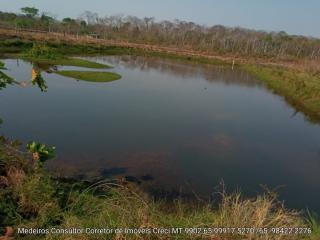 Cuiabá: VENDO!!! Uma chácara na beira do rio Cuiabá de 9 hectares na região do bandeira na estrada velha da Guia fica 12 km da AMBEV 14