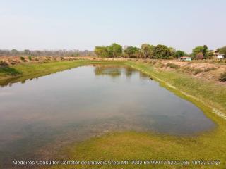 Cuiabá: VENDO!!! Uma chácara na beira do rio Cuiabá de 9 hectares na região do bandeira na estrada velha da Guia fica 12 km da AMBEV 21
