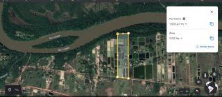 Cuiabá: VENDO!!! Uma chácara na beira do rio Cuiabá de 9 hectares na região do bandeira na estrada velha da Guia fica 12 km da AMBEV 25